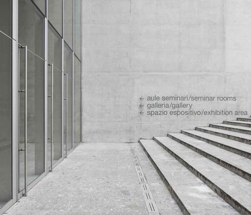 Access of the Universita Luigi Bocconi / Grafton Architects