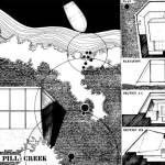 Plans The Retreat: Creek Vean House / Team 4 - - Norman Foster and Richard Rogers
