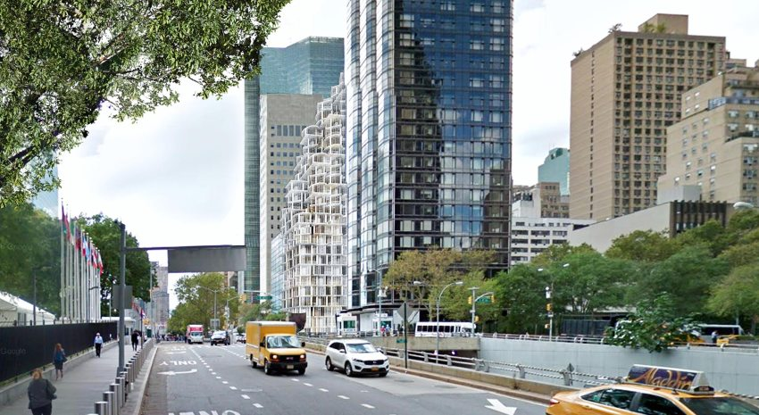 Tower Massing - Table Top Apartments: New York Affordable Housing / Kwong Von Glinow