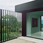 Detail - Five Patio Houses in Meilen / Think Architecture