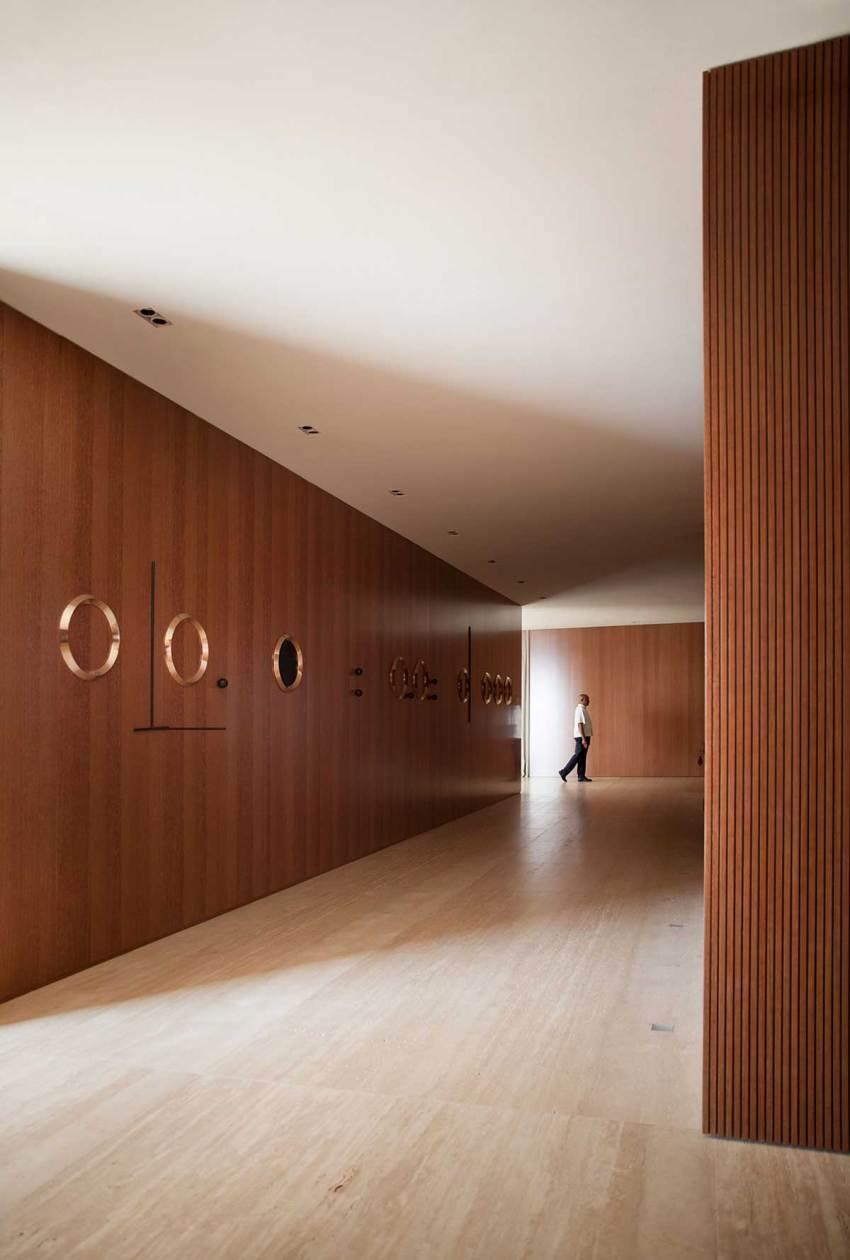 Hall - SP Penthouse in Sao Paulo / Studio mk27