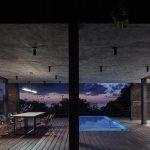 Nigt View - Atelier Villa in Costa Rica / Formafatal