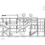 Section - Villa VPRO Headquarters / MVRDV