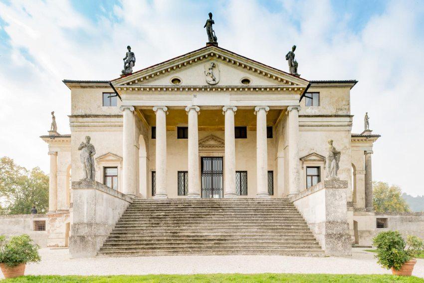 Elvation - Villa Capra La Rotonda / Andrea Palladio