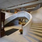 Stairs - Phillips Exeter Academy Library / Louis Kahn