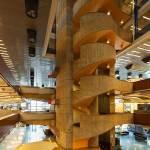 Stairs - London Bank / Clorindo Testa & SEPRA