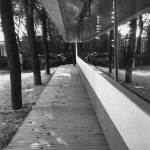 Bookshop Pavilion in Venice, / James Stirling, Michael Wilford, and Associates