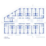 Floor Plan - THE VILLAGE Apartments in Guangzhou / TEAM_BLDG