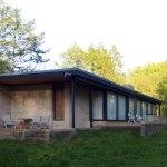 Facade- Utzon's House in Hellebæk / Jørn Utzon