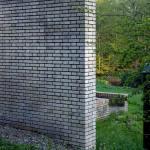 Exterior Wall - Utzon's House in Hellebæk / Jørn Utzon
