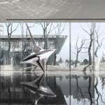 Xi'an Sunac · Grand Milestone Modern Art Center / Cheng Chung Design