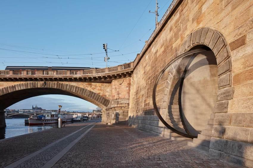 Opening - Revitalization of Prague Riverfront Area / petrjanda / brainwork