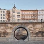 Prague Riverfront