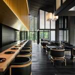 Restaurant - Aman Kyoto Resort / Kerry Hill Architects