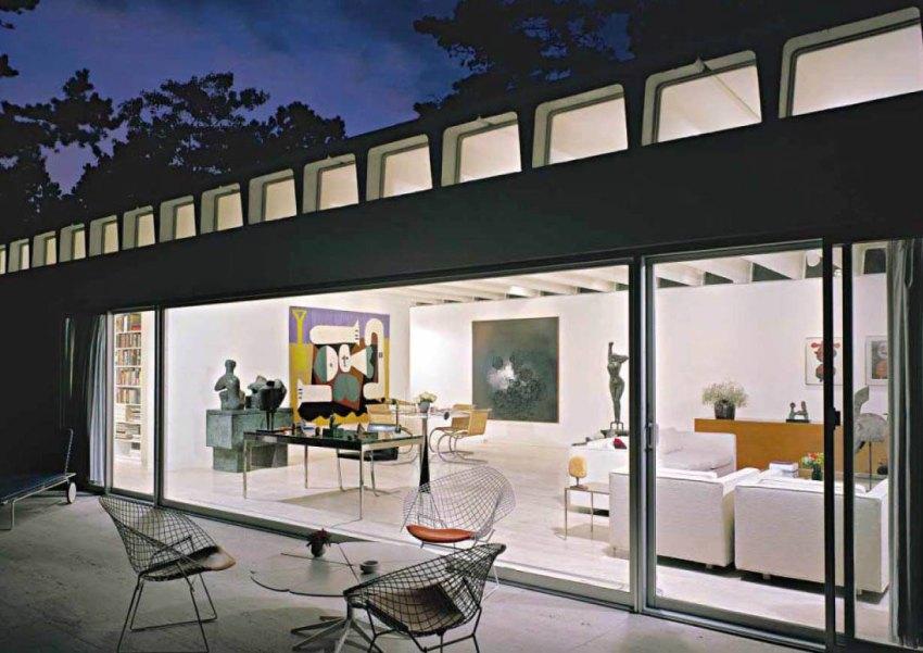 Travertine House Terrace