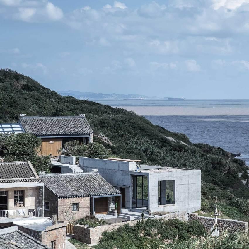 Dream House Island Rural Renewal byTianqi Guan