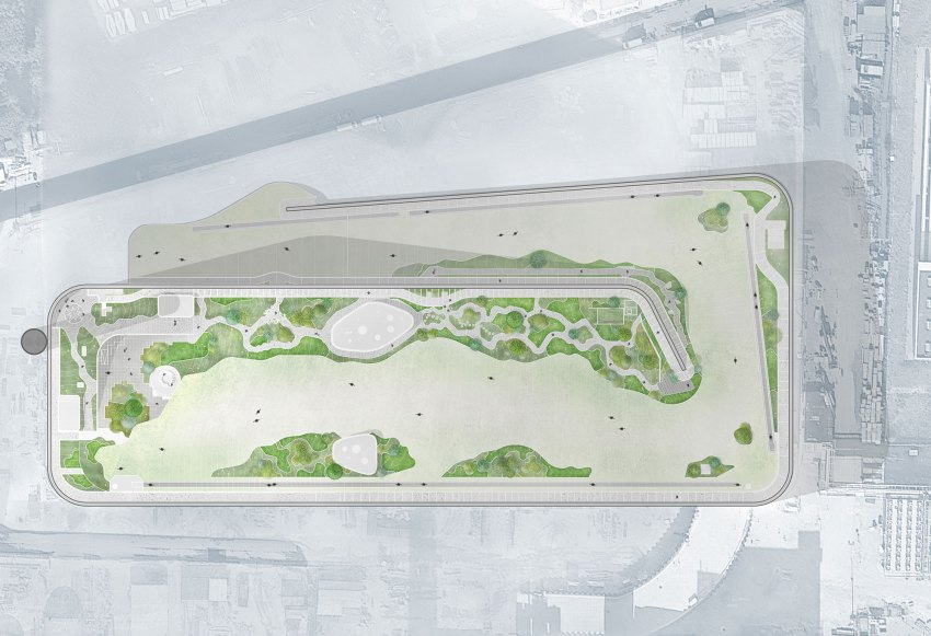 Floor Plan - CopenHill Waste-to-Energy Plant & Sport Facility / BIG-by-Laurian-Ghinitoiu
