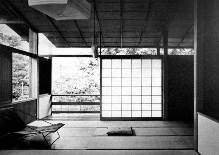 Soji in Kenzo Tange House