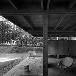 Balcony - Terrace - Engawa - Kenzo Tange's House / Villa Seijo