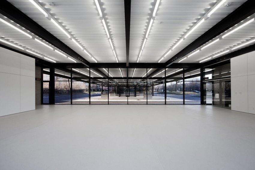 Interior Gas Station