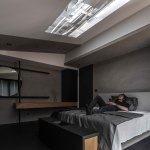 Bedroom Ceilings - Transparency / StudioX4