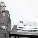 Model of Villa Savoye