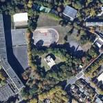 Satellite Plan Villa Savoye