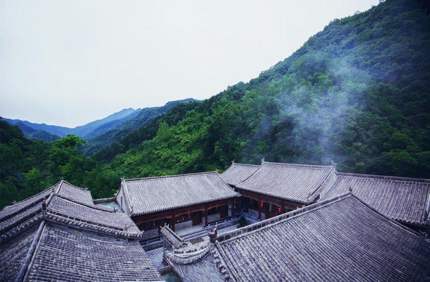 Chinese Quadrangle Hotel byZhang ZhaoYong