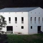Exterior View- Floor Plans - Ungers House II: Villa Glashütte / Oswald Mathias Ungers