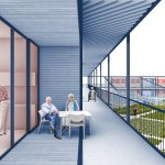 Balconies - Working Gardens by Dividual Architects