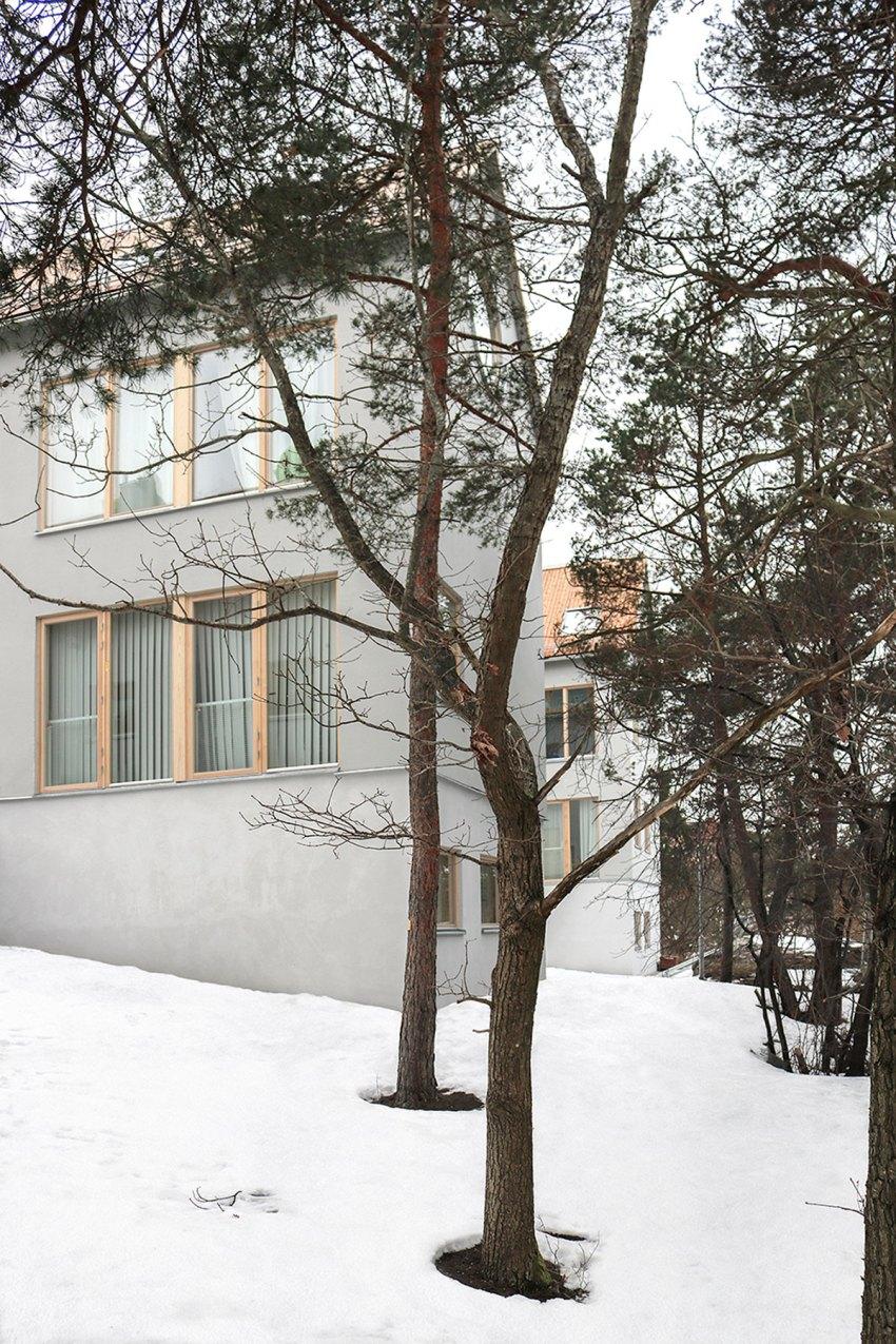 Exterior - Brf Ferdinand Dwellings in Aspudden / Scott Rasmusson Källander