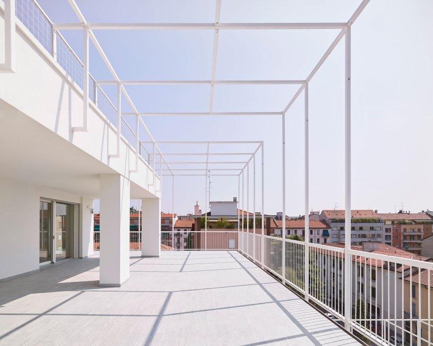 Terrrace - Casa Tersicore / Degli Esposti Architetti