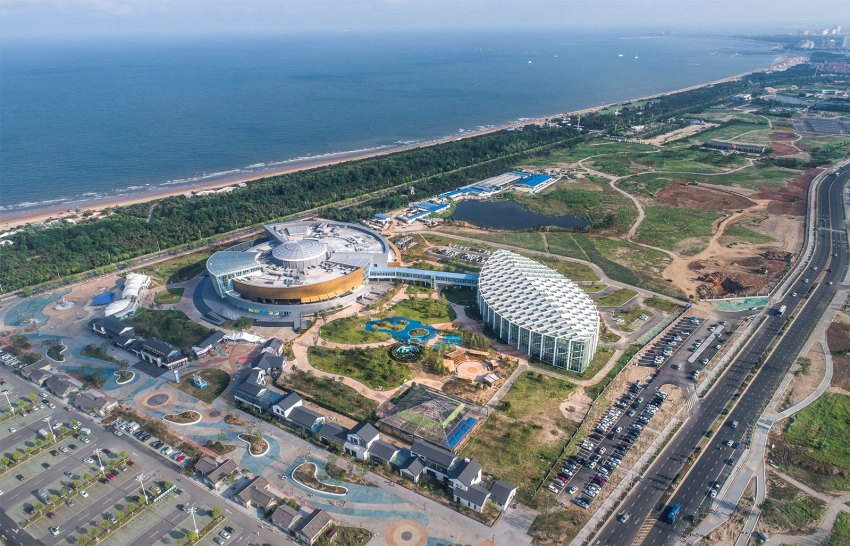 Rizhao by Tengyuan Design - World Design Rankings