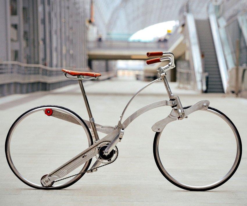 Sada Foldable Bike by Gianluca Sada