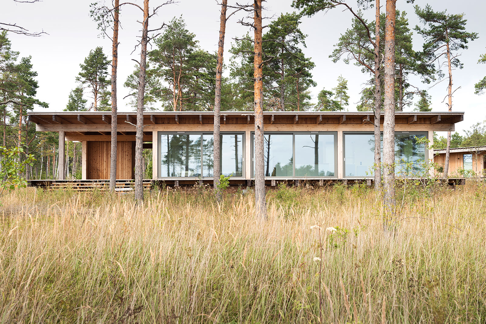 Boge Friggars Summer Houses / Scott Rasmusson Källander