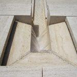 Water Detail - Salk Institute for Biological Studies / Louis Kahn