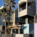 Tower - Norton House in Venice Beach / Frank Gehry