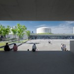 Courtyard - Tank Shanghai / OPEN Architecture