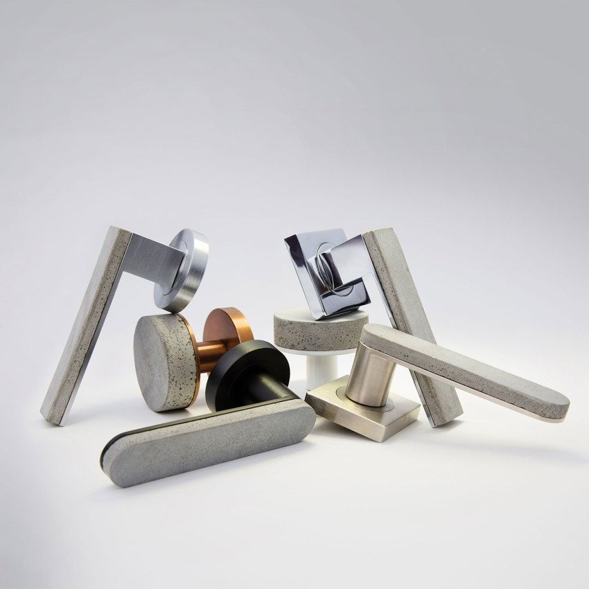 Images of Bullet+Stone Concrete Collection by James Tsarouhas and Joseph Di Benedetto