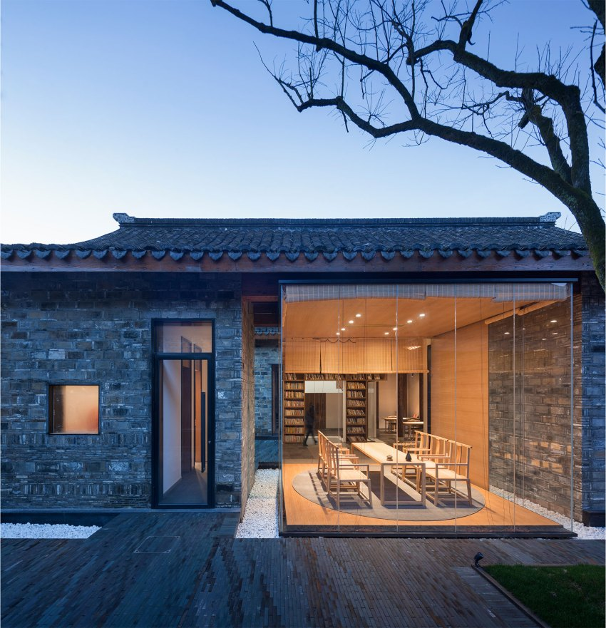 Images of Jiangshan Fishing Village Renovation by Mix Architecture
