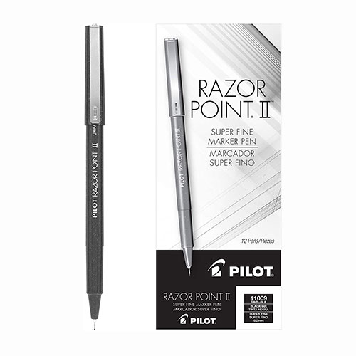 Razor Pilot Pen for architects