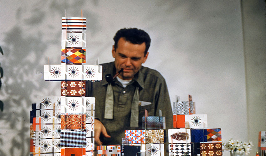 charles and ray eames - Gifts for Architects and Designers