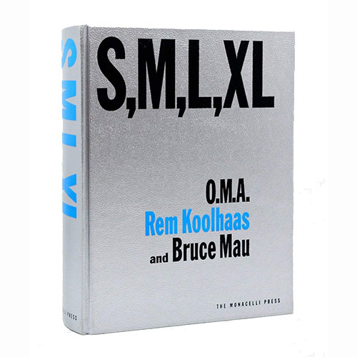 S,M,L,XL by Rem Koolhaas - Book Gift for Architects