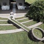 Brion Cemetery Sanctuary Carlo Scarpa ArchEyes trevor patt aerial