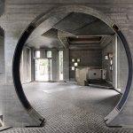 Brion Cemetery Sanctuary Carlo Scarpa ArchEyes trevor patt opening circle