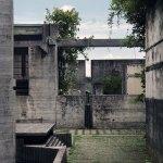 Brion Cemetery Sanctuary Carlo Scarpa ArchEyes trevor patt paths