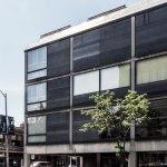 Facade Exterior - Yale Center for British Art / Louis Kahn