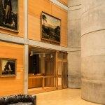 Museum Interior - Yale Center for British Art / Louis Kahn