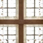 Skylight - Yale Center for British Art / Louis Kahn