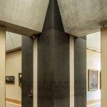Columns - Yale Center for British Art / Louis Kahn